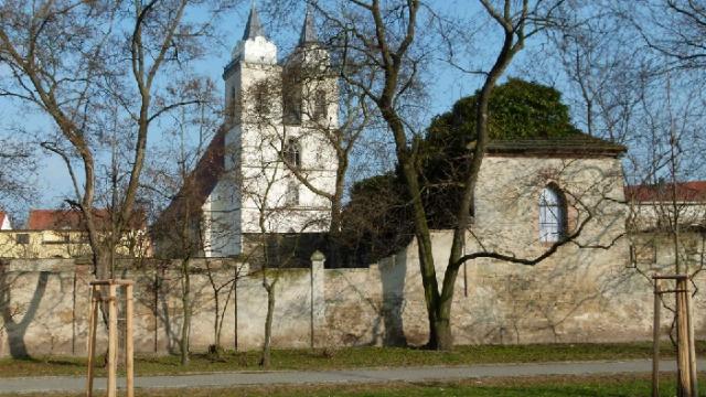 St. Johanniskirche Bad Salzelmen